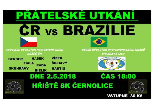 ČR - Brazílie